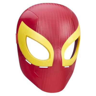 Máscara Spider-Man Iron Spider, Ultimate Spider-Man contra los Seis Siniestros