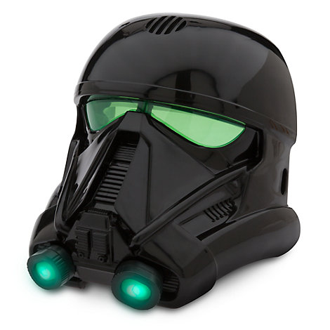 Rogue One: A Star Wars Story - Death Trooper Maske mit Stimmverzerrer