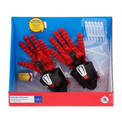 Spider-Man Homecoming - Netzschuss-Handschuhe