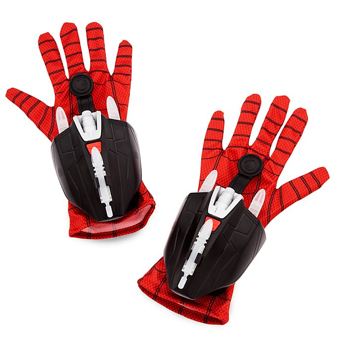Disney Store Spider-Man Homecoming Webshooter Gloves
