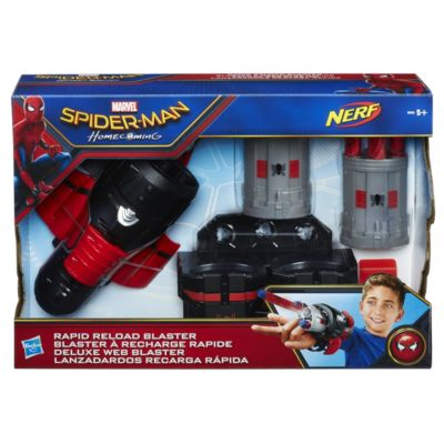 Blaster a caricamento rapido Spider-Man Homecoming