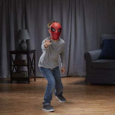 Máscara con visión arácnida de Spider-Man Homecoming