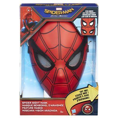 Spider-Man Homecoming Spider Sight ansigtsmaske