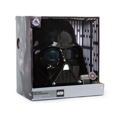 Masque de Dark Vador avec changeur de voix, Star Wars