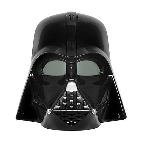 Darth Vader maske med stemmeforvrænger, Star Wars
