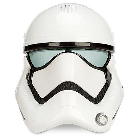 Masque de Stormtrooper du Premier Ordre avec changeur de voix, Star Wars