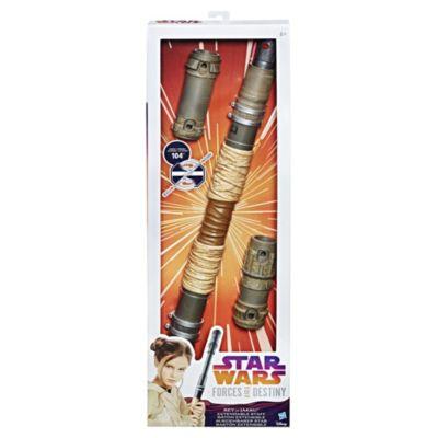 Rey fra Jakku udtrækkeligt lyssværd, Star Wars Forces of Destiny