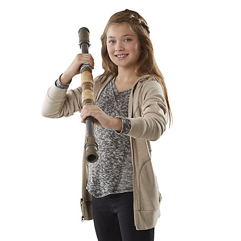 Rey of Jakku Extendable Staff, Star Wars: Forces of Destiny