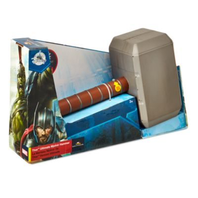 Thors uovervindelige Mjølner, Thor Ragnarok