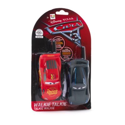Disney Pixar Cars 3 Walkie Talkie Set