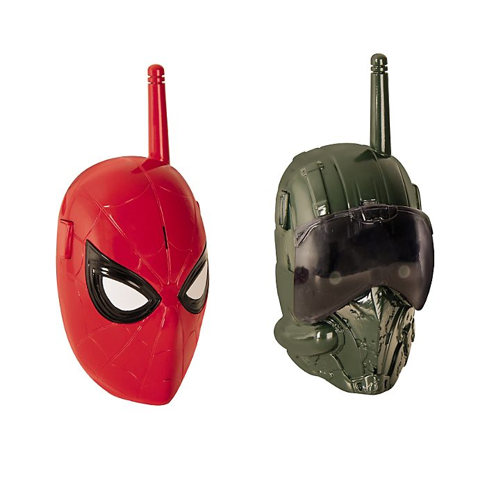 Walkie-talkies de Spider-Man: Homecoming