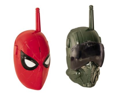 Spider-Man Homecoming Walkie Talkies