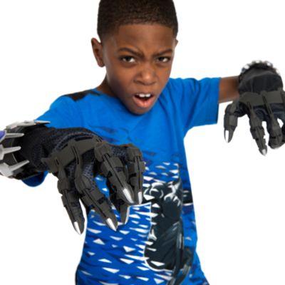 Guanti con effetti sonori della battaglia Black Panther