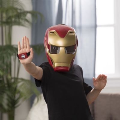 Iron Man Hero Vision Augmented Reality Experience