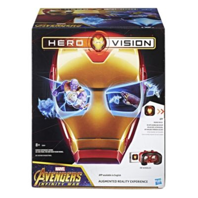 Iron Man - Hero Vision Augmented Reality Experience