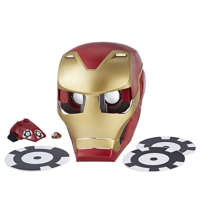 Iron Man Hero Vision Augmented Reality Experience