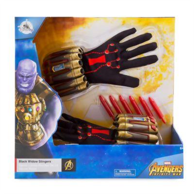 Pungiglioni Vedova nera, Avengers: Infinity War