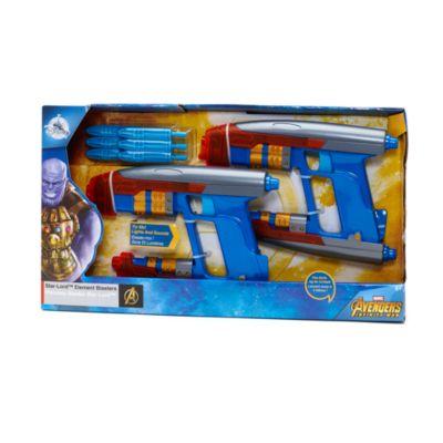 Pistolets élémentaires Star-Lord, Avengers: Infinity War