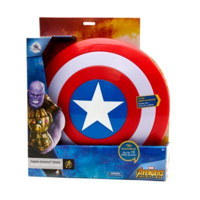 Escudo Capitán América, Los Vengadores. Infinity War
