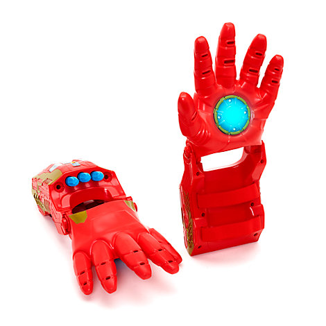 Guantes repulsores Iron Man, Vengadores. Infinity War