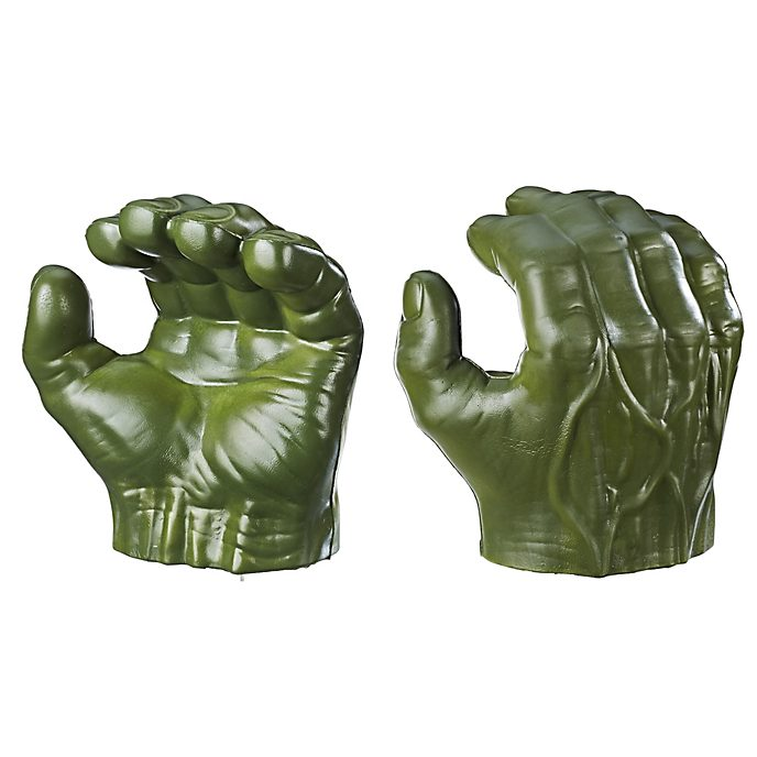 Poings gamma Hulk
