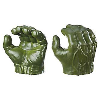 Guanti a forma di pugni Gamma Grip Hulk