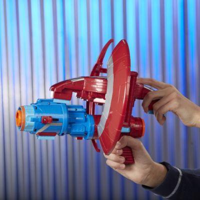 Bouclier de Captain America Nerf, série Assembler Gear