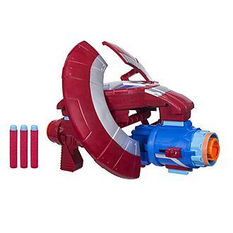 Captain America - Nerf Assembler Gear