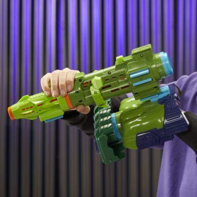 Juego montaje armas Nerf, Hulk