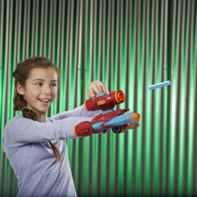 Juego montaje armas Nerf, Iron Man