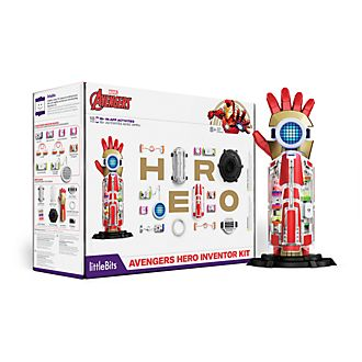Avengers Hero Inventor Kit di littleBits