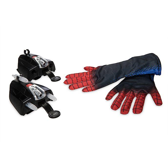 Disney Store - Spider-Man - Miles Morales - Netzschuss-Handschuhe