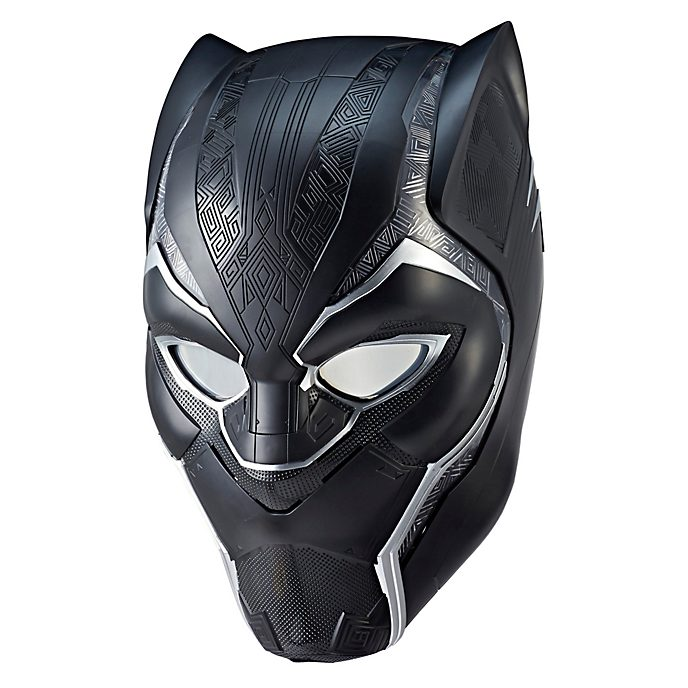 Hasbro casco electrónico Black Panther serie Marvel Legends