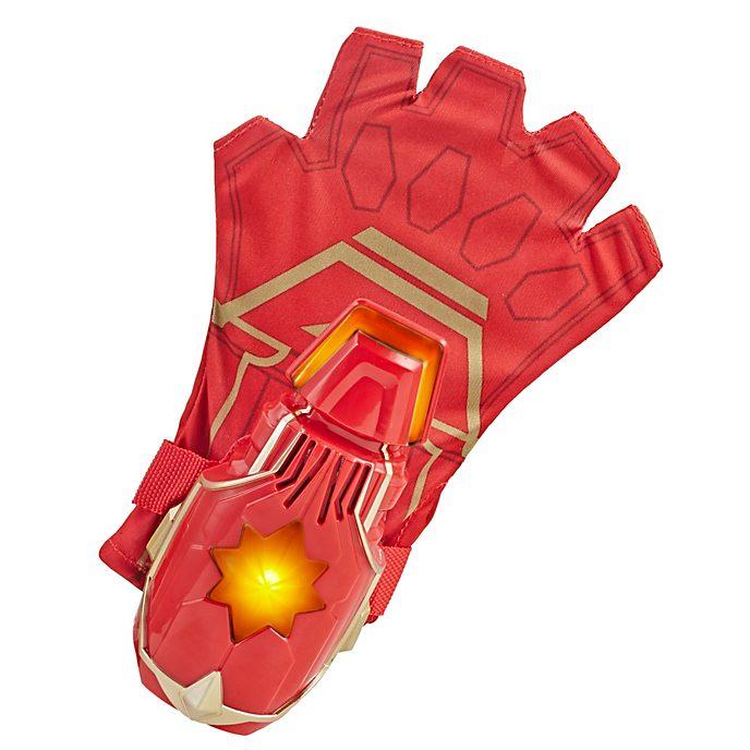 Guante Photon Power FX efecto fotón Capitana Marvel, Hasbro