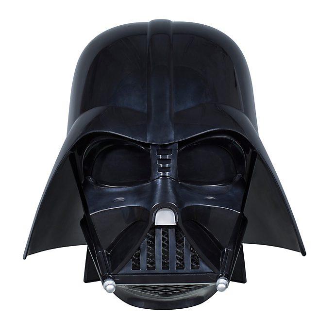 Hasbro Casque électronique Dark Vador de luxe, collection Star Wars The Black Series