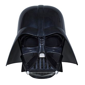 Hasbro Casque électronique Dark Vador de luxe, collection Star Wars The Black Series