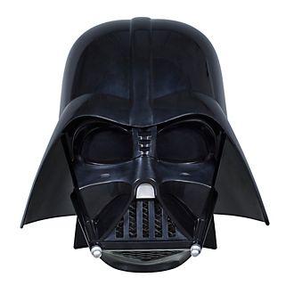 Hasbro casco electrónico primera calidad Darth Vader serie Black
