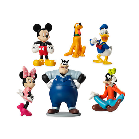 Mickey Mouse Clubhouse Figurines Play Set