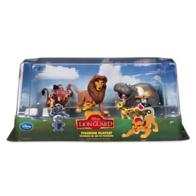 The Lion Guard Figurine Playset
