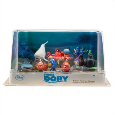 Finding Dory Deluxe Figurine Playset