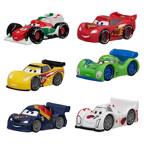 Disney Pixar Bilar badleksaker