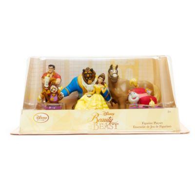 Beauty And The Beast Figurine Set