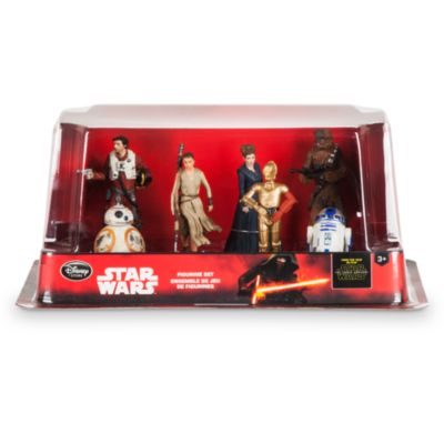 Star Wars: The Force Awakens Figurine Set