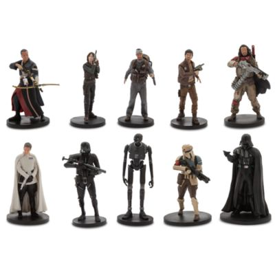 Set figuritas Lujo Rogue One: Una historia de Star Wars