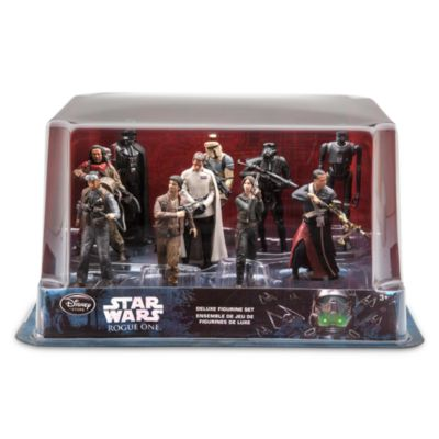 Ensemble de figurines de luxe Rogue One: A Star Wars Story