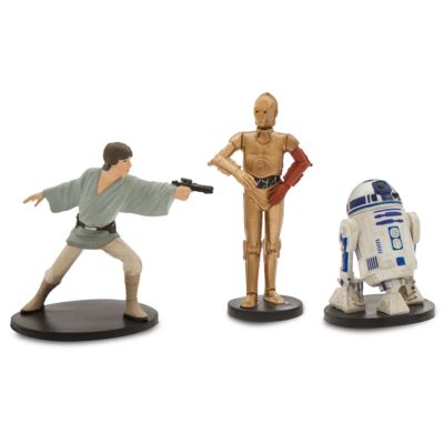 Star Wars Mega Figurine Set