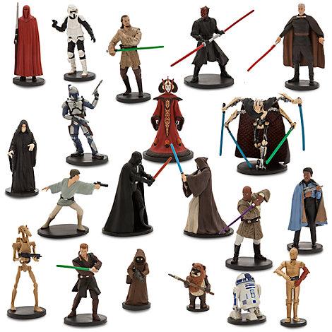 Star Wars - Spielset mit 20 Figuren