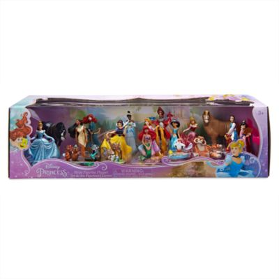 Disney Prinzessin - Figurenset, 20-teilig