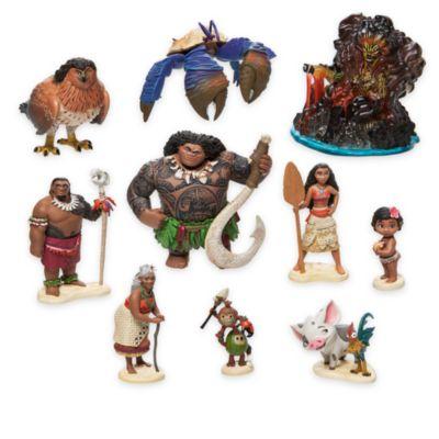 Moana Deluxe Figurine Playset