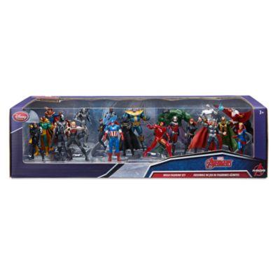 Megaset juego figuritas Los Vengadores Marvel